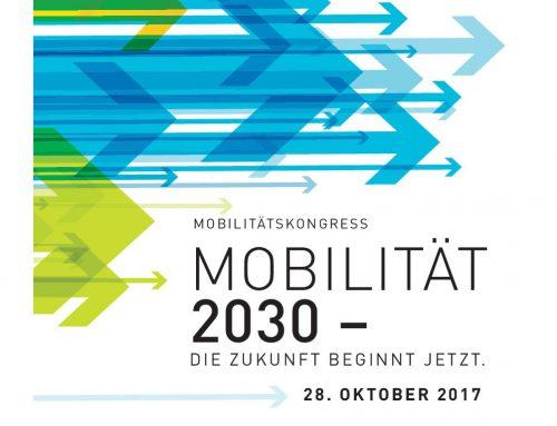 Mobilität 2030 – Die Zukunft beginnt jetzt