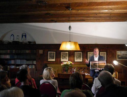 Lesung auf Schloss Ehrenfels
