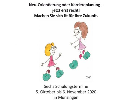 Coaching 2020 – Weiblich. Stark. Erfolgreich.
