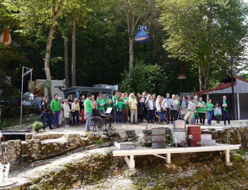 Wir feiern 70 Jahre Naturtheater Hayingen