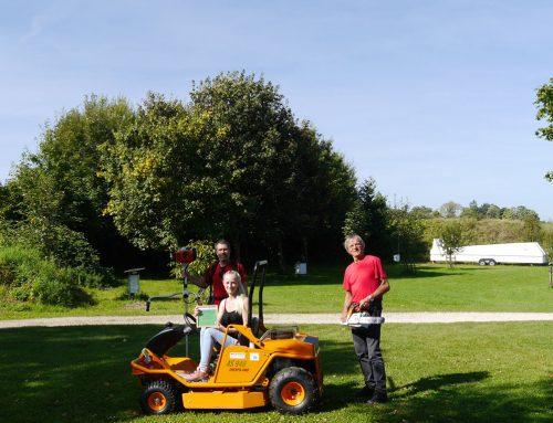 Unterstützung der Fliegerjugend Grabenstetten